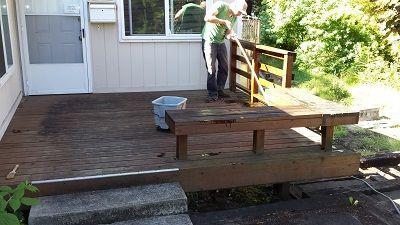 Need New Deck Portland