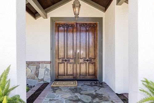 Double Door Install Portland