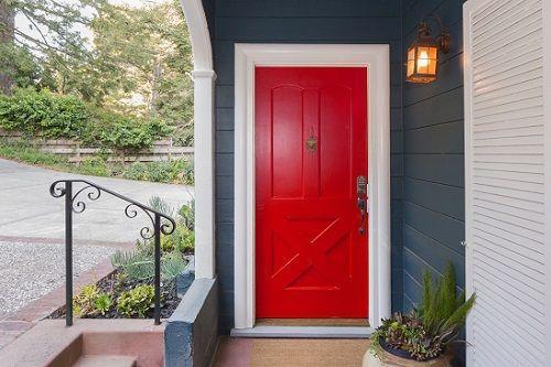New Door Install Portland