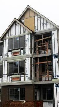 Full Exterior Construction