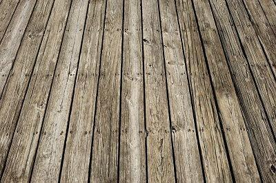 Replace Old Deck