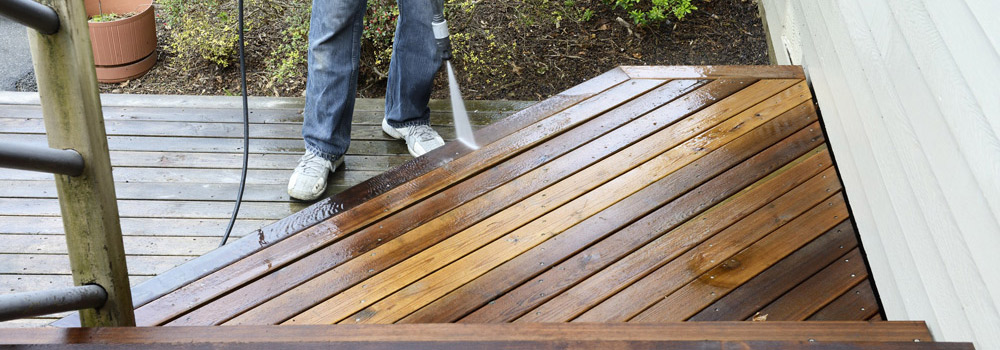 Deck Cleaning Solutions